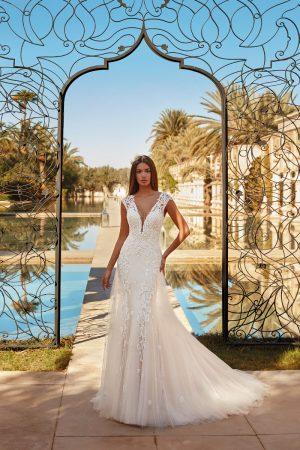 Robe de mariée Demetrios 1076