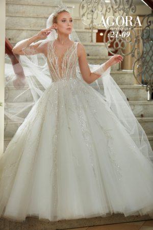 Robe de mariée Agora-21-09