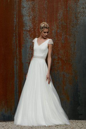 Robe de mariée Bochet Rythmée