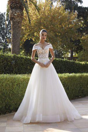 Robe de mariée Cosmobella 8047
