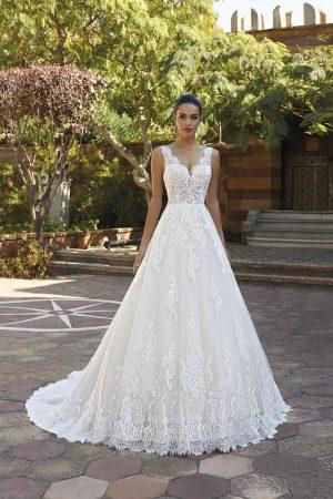 Robe de mariée Cosmobella 8051