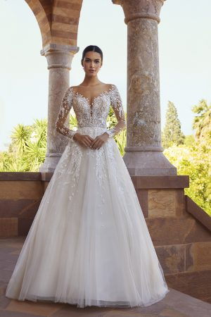Robe de mariée Cosmobella 8070