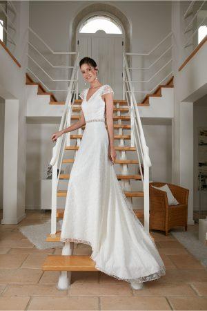 Robe de mariée Créations Bochet Rosabelle