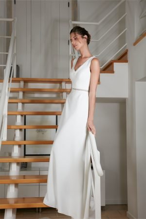 Robe de mariée Créations Bochet Rosebury