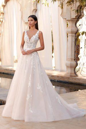 Robe de mariée Demetrios 1079