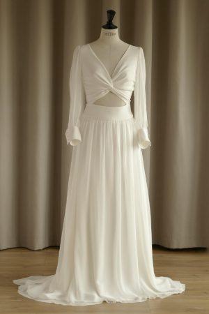 Robe de mariée Lambert Créations Melville