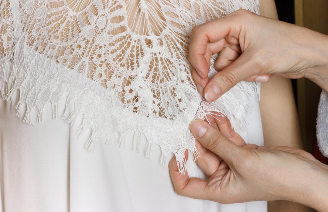 Atelier de couture pour robes de mariées et costumes de mariés